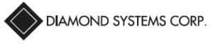 Logo Diamond Systems